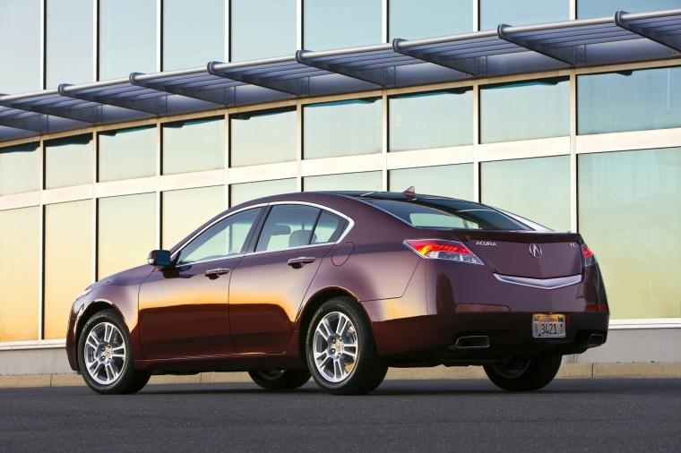 2010 Acura TL Picture
