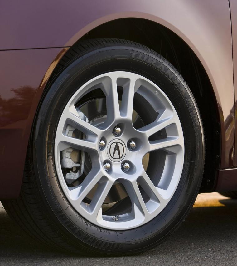 2010 Acura TL Rim Picture