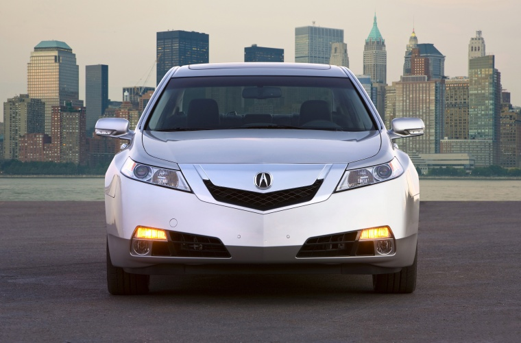 2010 Acura TL SH-AWD Picture