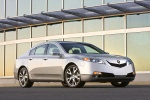 2010 Acura TL SH-AWD in Palladium Metallic - Static Front Right View