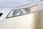 Picture of 2010 Acura TL SH-AWD Headlight