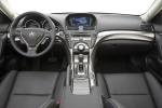 Picture of 2010 Acura TL SH-AWD Cockpit in Ebony