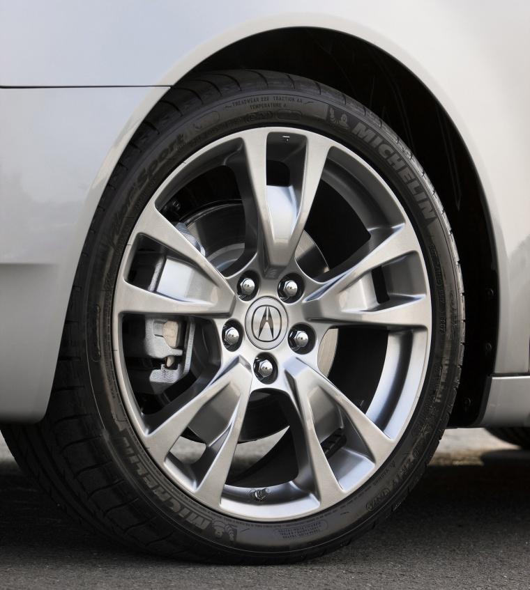 2011 Acura TL SH-AWD Rim Picture