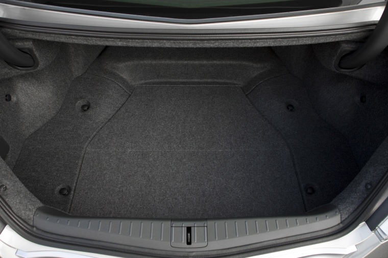 2011 Acura TL SH-AWD Trunk Picture