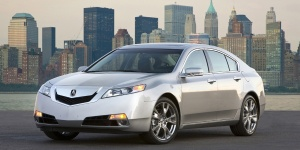 2011 Acura TL Reviews / Specs / Pictures / Prices