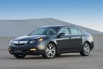 Picture of 2012 Acura TL SH-AWD in Crystal Black Pearl