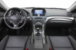 Picture of 2012 Acura TL SH-AWD Cockpit in Ebony