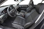 Picture of 2012 Acura TL SH-AWD Front Seats in Ebony