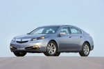 Picture of 2012 Acura TL in Forged Silver Metallic
