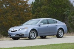 Picture of 2013 Acura TL in Forged Silver Metallic