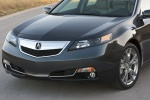Picture of 2013 Acura TL SH-AWD Front Fascia