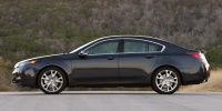2013 Acura 3.5 TL Special Edition, 3.7 V6 SH-AWD Review
