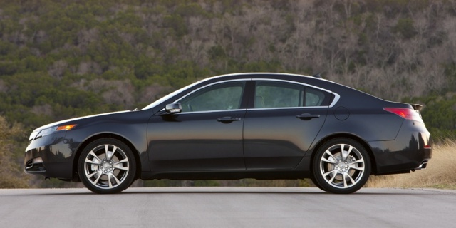 2014 Acura TL Pictures