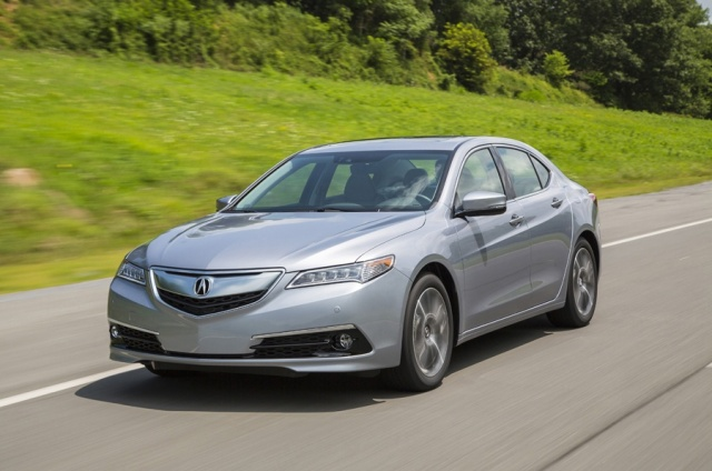 2015 Acura  TLX Picture
