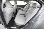 Picture of 2015 Acura TLX V6 SH-AWD Rear Seats with Center Armrest in Parchment