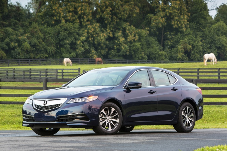 2016 Acura TLX Picture