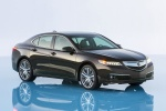 Picture of 2016 Acura TLX V6 SH-AWD in Black Copper Pearl