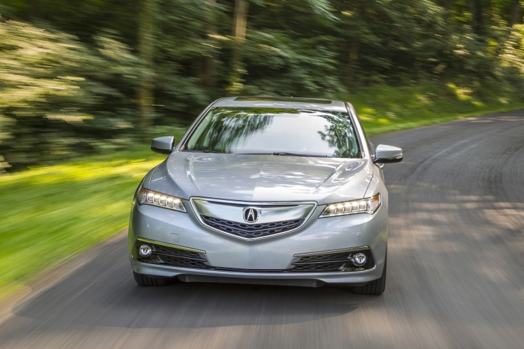 2017 Acura TLX V6 SH-AWD Picture