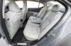 2017 Acura TLX V6 SH-AWD Rear Seats with Center Armrest Picture