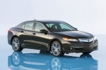 Picture of 2017 Acura TLX V6 SH-AWD in Black Copper Pearl