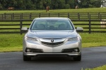 2017 Acura TLX V6 SH-AWD in Lunar Silver Metallic - Static Frontal View