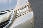 Picture of 2017 Acura TLX V6 SH-AWD Headlight