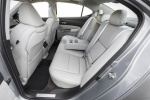 2017 Acura TLX V6 SH-AWD Rear Seats with Center Armrest in Parchment