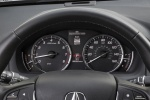 2017 Acura TLX V6 SH-AWD Gauges