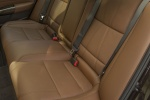 Picture of 2018 Acura TLX Sedan Rear Seats