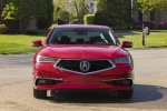 2018 Acura TLX Sedan in San Marino Red - Static Frontal View