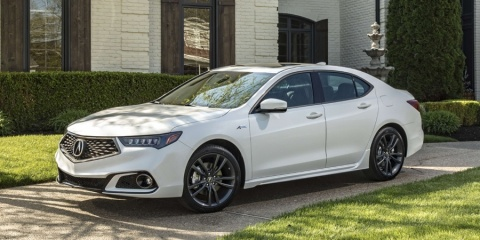 2018 Acura TLX A-Spec, Technology, Advance V6 SH-AWD Review