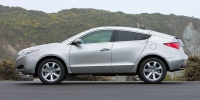 2010 Acura ZDX SH-AWD, Technology, Advance Pictures