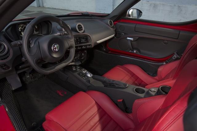 2015 Alfa Romeo  4C Picture