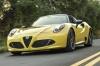 2015 Alfa Romeo 4C Spider Picture