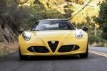 Picture of 2015 Alfa Romeo 4C Spider in Giallo Prototipo