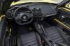 2018 Alfa Romeo 4C Spider Cockpit Picture