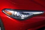 Picture of 2017 Alfa Romeo Giulia Quadrifoglio Headlight