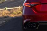 Picture of 2017 Alfa Romeo Giulia Quadrifoglio Tail Light