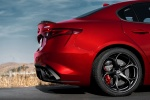 Picture of 2017 Alfa Romeo Giulia Quadrifoglio Exhaust