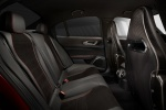 Picture of 2017 Alfa Romeo Giulia Quadrifoglio Rear Seats