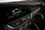 Picture of 2017 Alfa Romeo Giulia Quadrifoglio Dashboard Screen