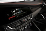 Picture of 2018 Alfa Romeo Giulia Quadrifoglio Dashboard Screen