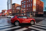 2018 Alfa Romeo Stelvio Ti Sport AWD in Rosso Competizione Tri-Coat - Driving Right Side View