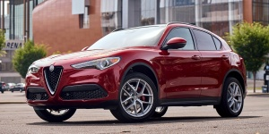 Research the 2018 Alfa Romeo Stelvio