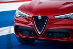 Picture of a 2019 Alfa Romeo Stelvio Quadrifoglio AWD's Headlight