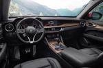 Picture of a 2019 Alfa Romeo Stelvio Ti Sport AWD's Cockpit