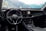 Picture of a 2019 Alfa Romeo Stelvio Ti Lusso AWD's Cockpit