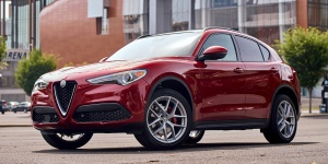 Research the Alfa Romeo Stelvio