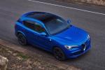 Picture of 2020 Alfa Romeo Stelvio Quadrifoglio AWD in Montecarlo Blue Metallic