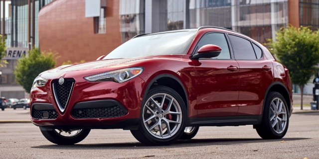 Research the 2020 Alfa Romeo Stelvio